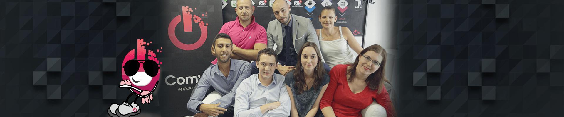 comon arles - agence web arles - comon solution - solution pour entreprise bouches du rhone