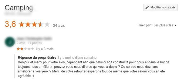 e-reputation-repondre aux avis-agence web-Arles-Bouches-du-Rhone