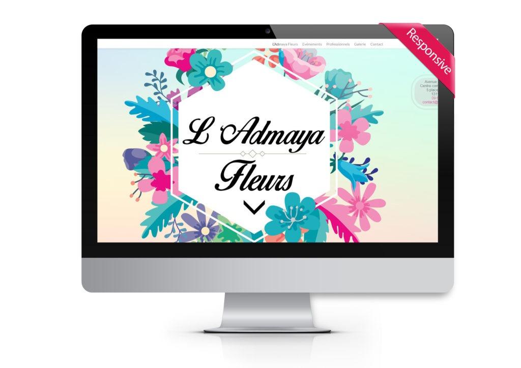 LAdmaya Fleurs