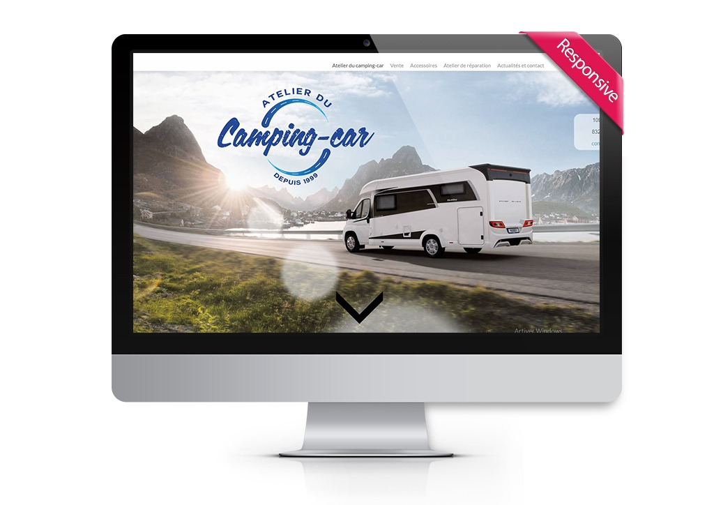 Atelier du camping-car