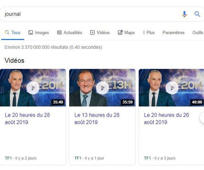 tendance zero clic-resultats de recherche-google-comon-arles-bouches du rhone-phenomene web
